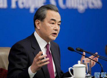 Đại diện Trung Quốc trả lời báo chí